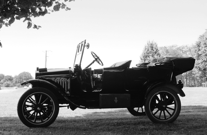 Ford T datant de 1914