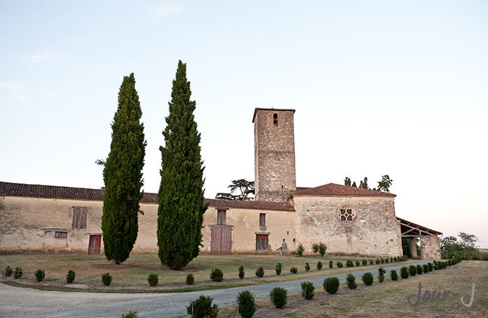 photographe mariage - jour-j-photographie - Lot-et-Garonne - Château de Poudenas -13