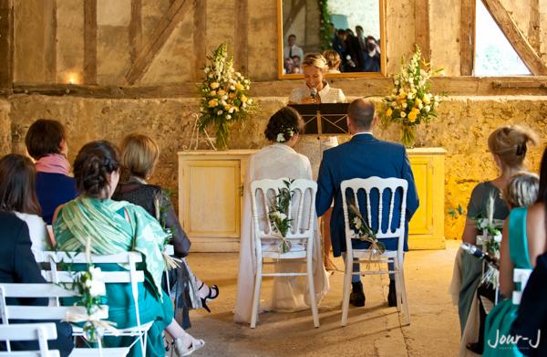 mariage aux manoir des prevanches 12