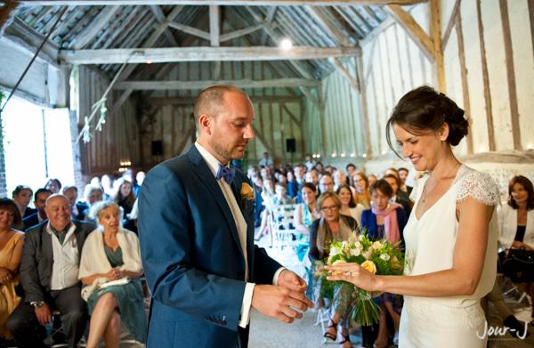 mariage aux manoir des prevanches 15