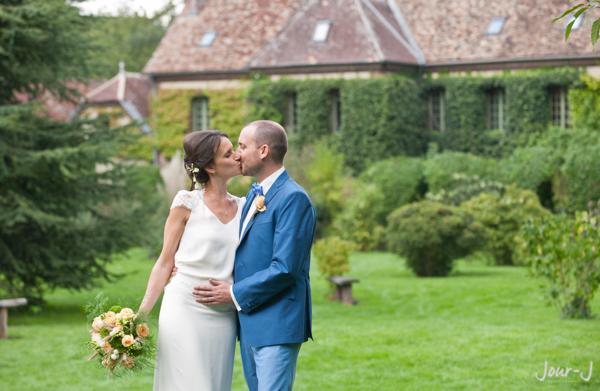 mariage aux manoir des prevanches 27