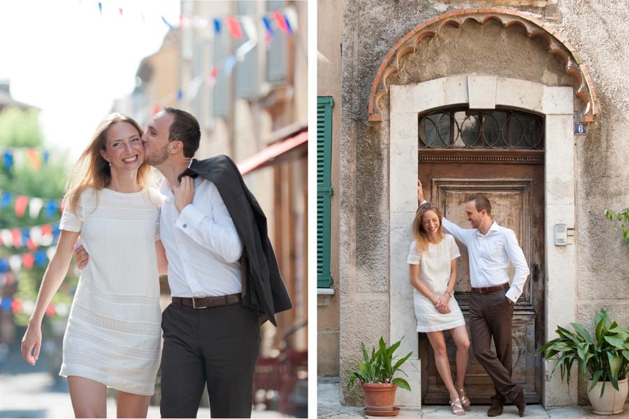 portrait de couple - séance engagement - Paris - ile de France