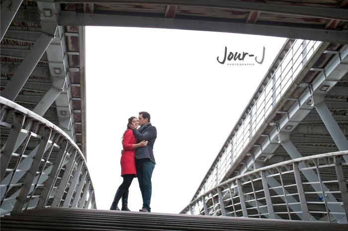 photographe-engagenement-paris-Séance de portraits dans Paris