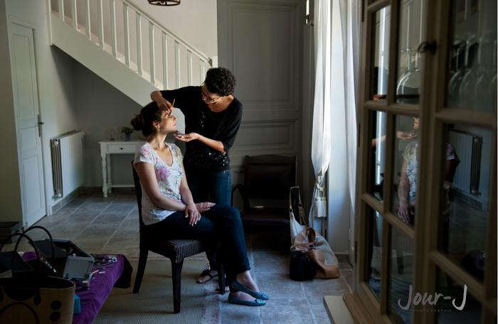 photographe-mariage-maquillage-provence-Château-la-Tour-Vaucros-jour-j-photographie