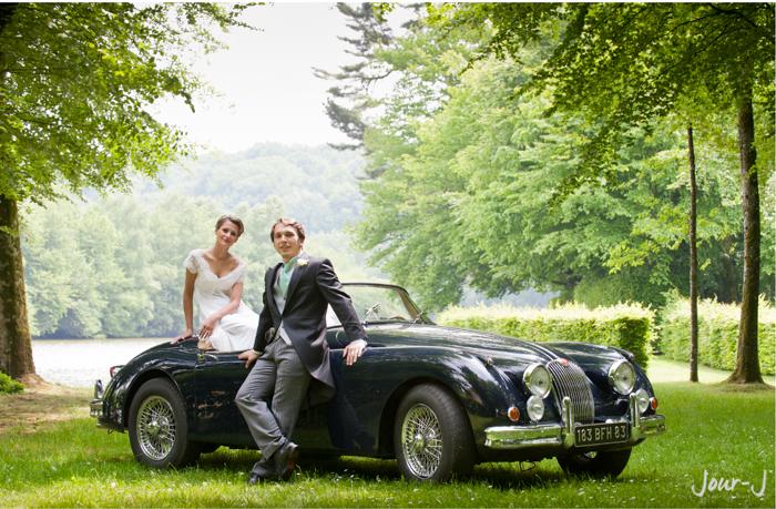 Sacha Heron de jour-j-photographie, photographe de mariage en Normandie.