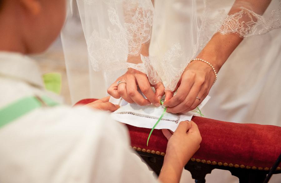 mariage manoir trochet