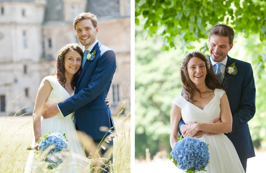 mariage chateau de courtalain